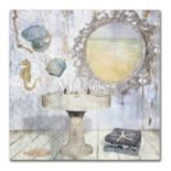 Trademark Fine Art Beach House II Canvas Wall Art