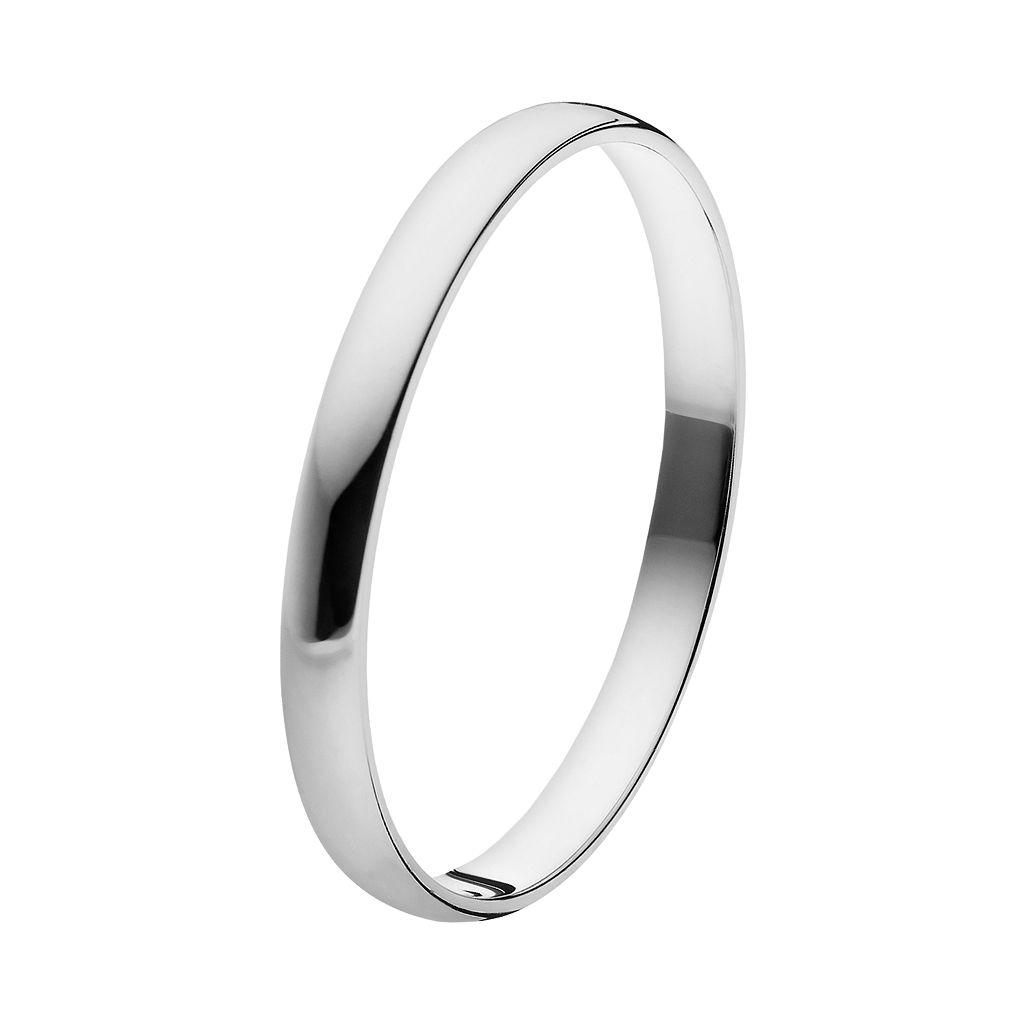 10k White Gold Wedding Ring