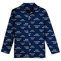 Boys 6-14 Seattle Seahawks Team Logo Pajama Set