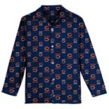 Boys 6-14 Chicago Bears Team Logo Pajama Set