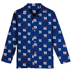 Boys 6-14 New York Giants Team Logo Pajama Set