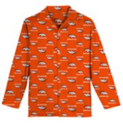 Boys 6-14 Denver Broncos Team Logo Pajama Set