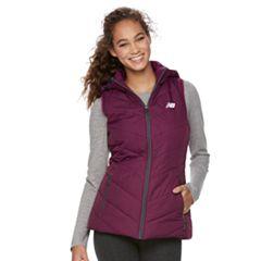 Women's New Balance Puffer Vest