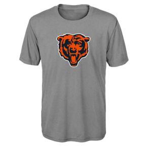 Boys 8-20 Chicago Bears Primary Logo Performance Tee