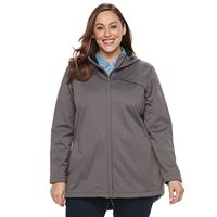 Plus Size New Balance Soft Shell Anorak
