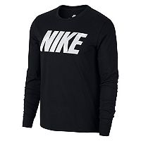 Men's Nike Large Logo Tee