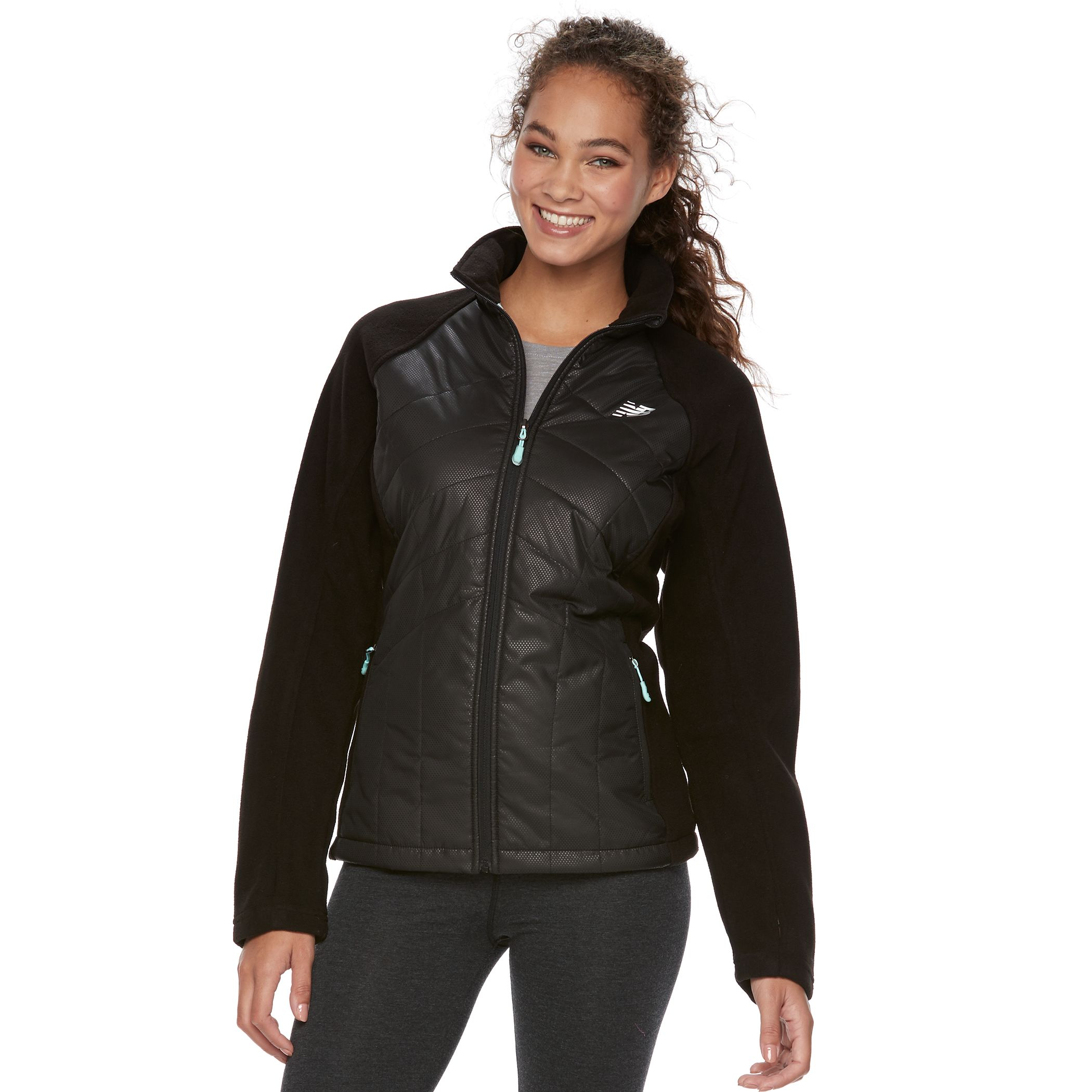 womens new balance jacket