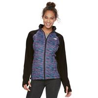 Women's New Balance Mixed-Media Quilted Jacket