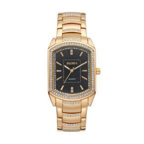 Elgin Men's Crystal Watch