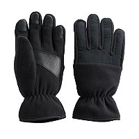 Men's Tek Gear®® WarmTek Microfleece Touchscreen Gloves