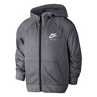 Girls 4-6x Nike Gym Vintage Zip-Up Hoodie
