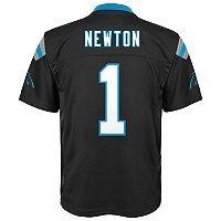 Boys 4-7 Carolina Panthers Cam Newton Replica NFL Jersey