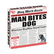 Man Bites Dog Deluxe Edition Game by University Games