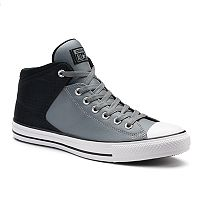 Adult Converse Chuck Taylor All Star High Street Leather Sneakers