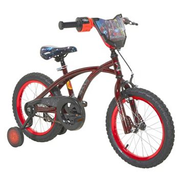 Boys Dynacraft 16-Inch Power Ranger Training Wheel Bike