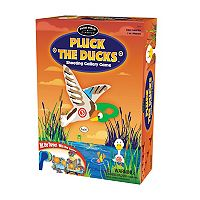 Pluck the Ducks Shooting Gallery Game by Front Porch Classics