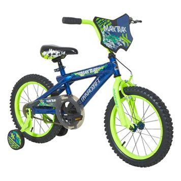 Boys Dynacraft 16-Inch Maxx Trax Training Wheel Bike