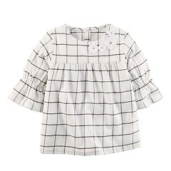 Toddler Girl Carter's Bell Sleeve Top