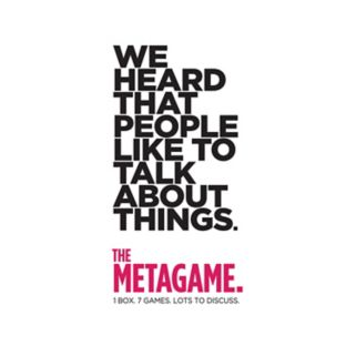 The Metagame by Buffalo Games