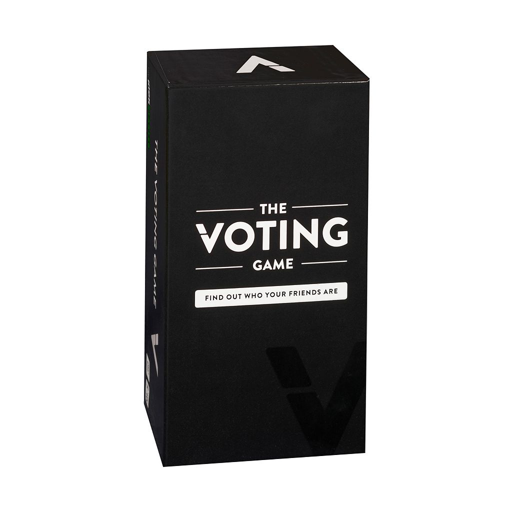 The Voting Game by Buffalo Games