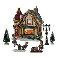 St. Nicholas Square® Village 6-Piece Toy Shop Value Set