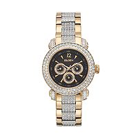 Elgin Men's Crystal Watch