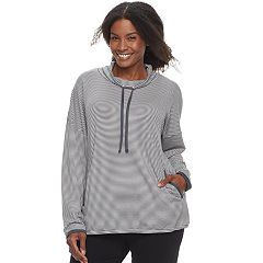 Plus Size SONOMA Goods for Life™ Cowl Sweatshirt