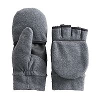 Men's Tek Gear®® WarmTek Convertible Flip-Top Mittens