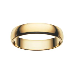 10k Gold Wedding Ring