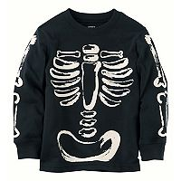 Boys 4-7x Carter's Skeleton Graphic Tee