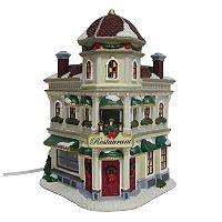 St. Nicholas Square® Village Restaurant