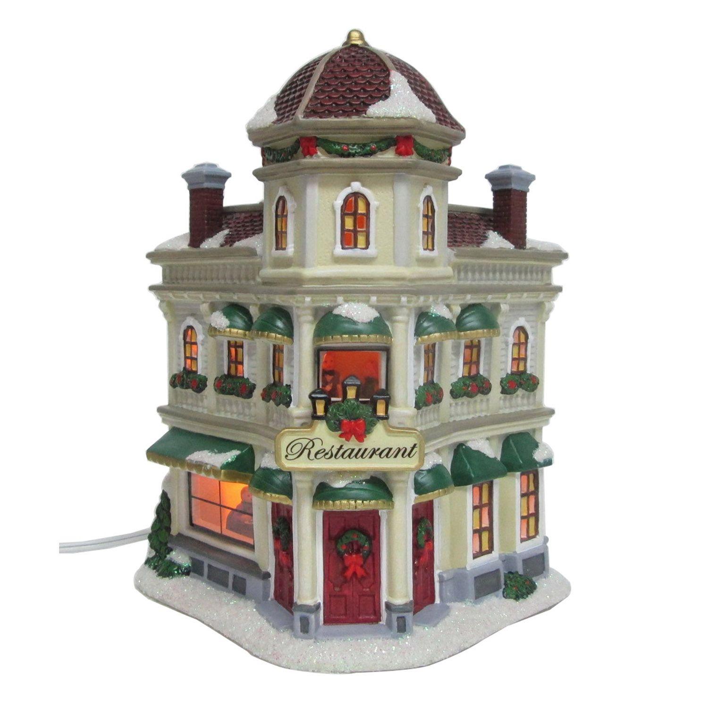 christmas villages u0026 accessories decorative accents home decor