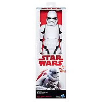 Star Wars: Episode VIII The Last Jedi First Order Stormtrooper 12 in Figure by Hasbro