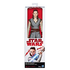 Star Wars: Episode VIII The Last Jedi Rey (Jedi in Training) 12 in Figure by Hasbro