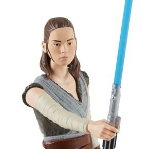 Star Wars: Episode VIII The Last Jedi Rey (Jedi in Training) 12-in. Figure by Hasbro