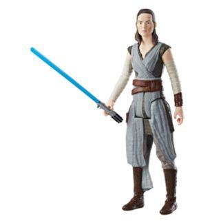 Star Wars: Episode VIII The Last Jedi Rey (Jedi in Training) 12-in. Figure by Hasbro