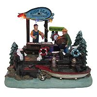 St. Nicholas Square® Village Bait and Tackle Shop