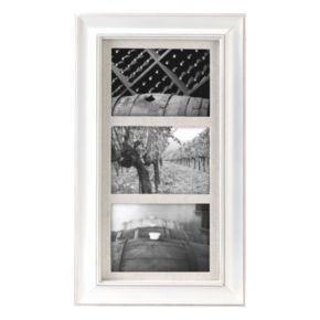 "Malden 3-Opening 5"" x 7"" Barnside Collage Frame"