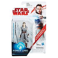 Star Wars: Episode VIII The Last Jedi Rey (Jedi Training) Figure by Hasbro