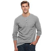 Big & Tall SONOMA Goods for Life™ Performance Thermal Henley