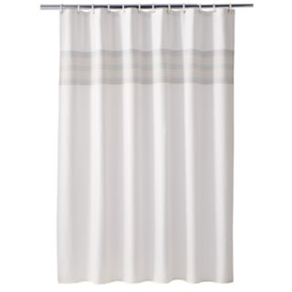 SONOMA? Goods for Life Medallion Textured Shower Curtain