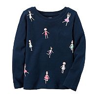 Girls 4-8 Carter's Dancers Tee