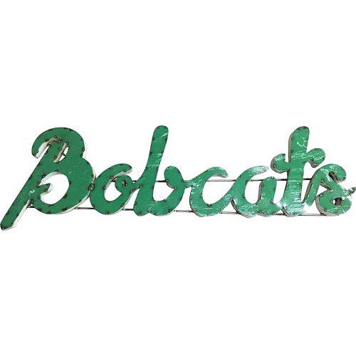 Ohio Bobcats Metal Wall Décor