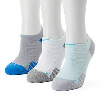Women's Nike 3-pk. Dri-Fit Cushioned No-Show Socks