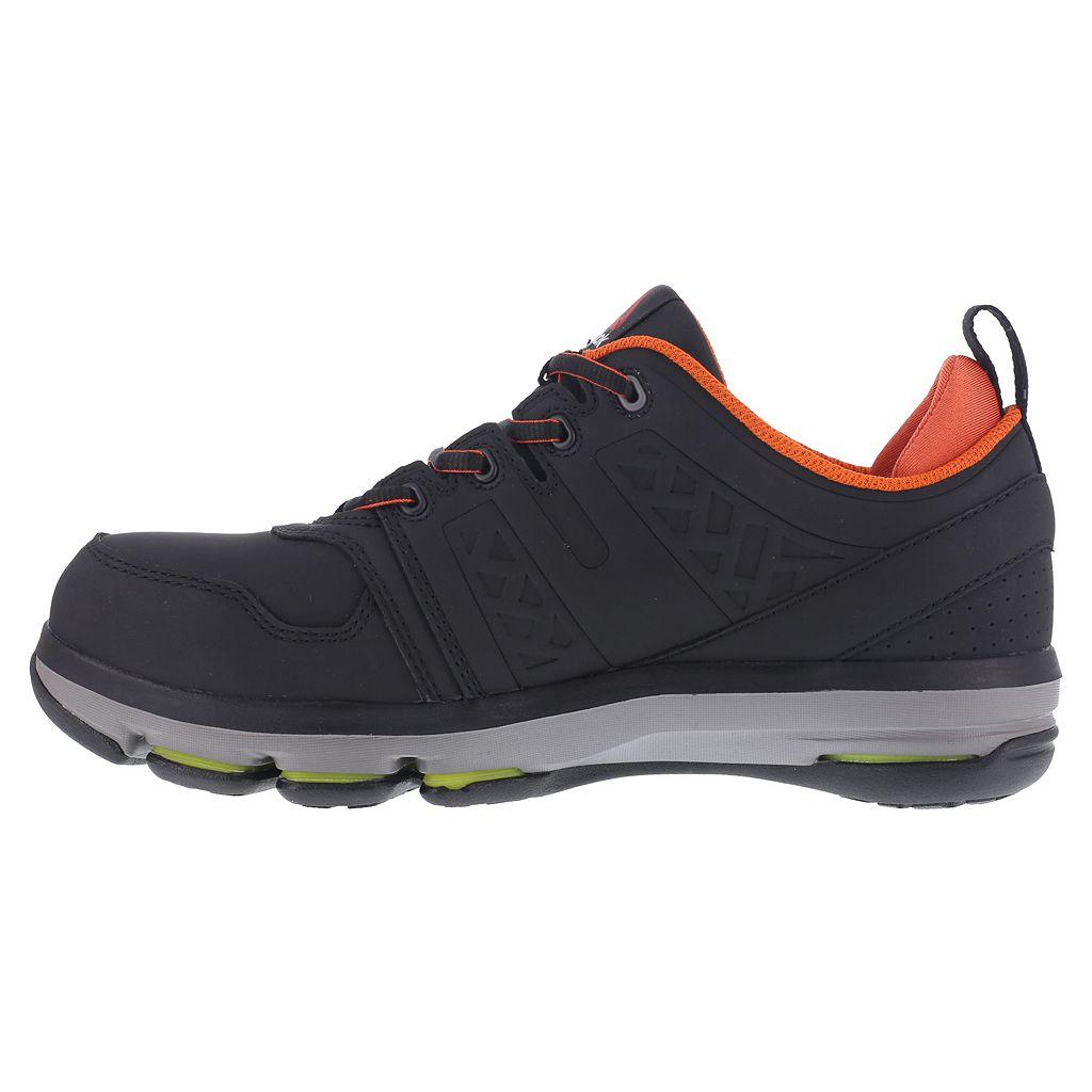 Reebok DMX Flex Work Men's EH Alloy Toe Sneakers