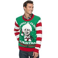 Men's Christmas Vacation Sweater
