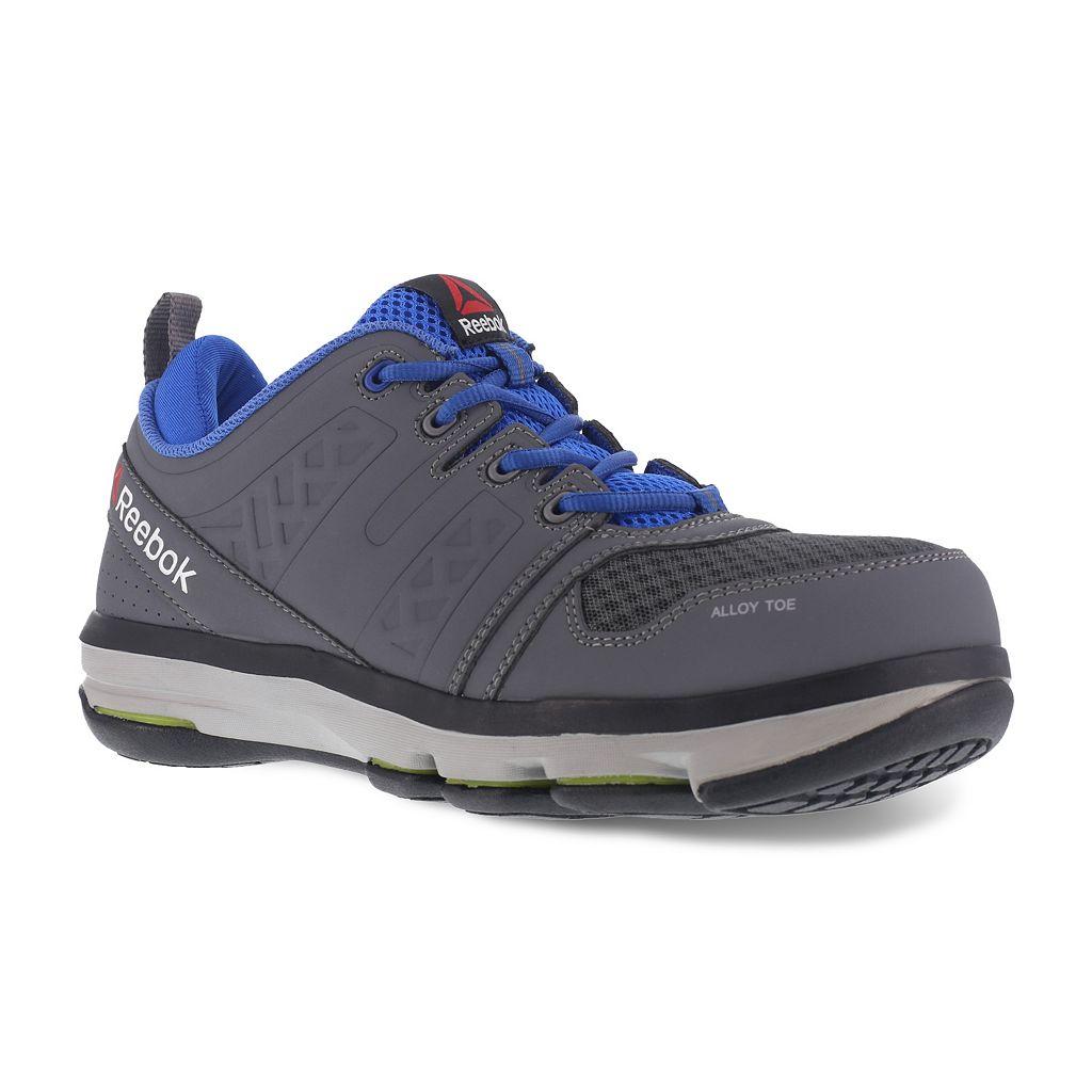 Reebok DMX Flex Work Men's Alloy Toe Sneakers