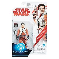 Star Wars: Episode VIII The Last Jedi Poe Dameron (Resistance Pilot) Figure by Hasbro