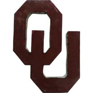 Oklahoma Sooners Metal Wall Décor