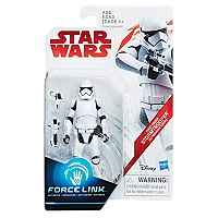 Star Wars: Episode VIII The Last Jedi First Order Stormtrooper Figure by Hasbro